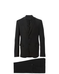 Costume noir Fendi