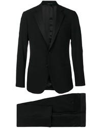 Costume noir Giorgio Armani