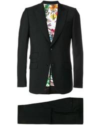 Costume noir Gucci