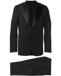 Costume noir Kiton