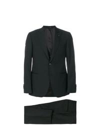 Costume noir Lardini