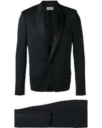 Costume noir Saint Laurent