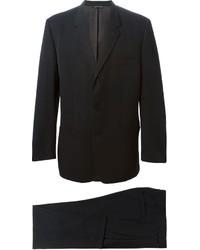 Costume noir Versace