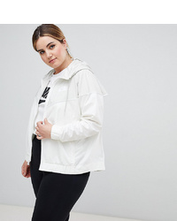 Coupe-vent blanc Nike