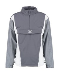 Coupe-vent gris adidas