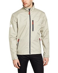 Coupe-vent gris Helly Hansen