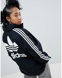 Coupe-vent noir adidas Originals