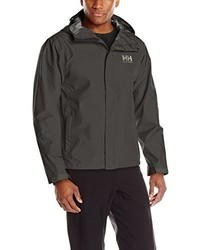 Coupe-vent noir Helly Hansen