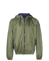 Coupe-vent olive Fay