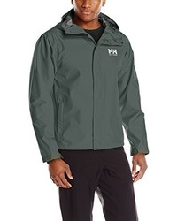 Coupe-vent olive Helly Hansen