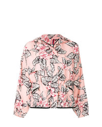 Coupe-vent rose Moncler
