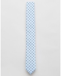 Cravate bleu clair Jack and Jones