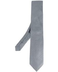 Cravate en soie noire Etro