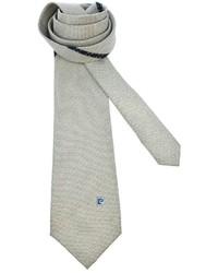 Cravate gris Pierre Cardin