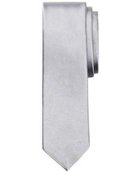 Cravate grise