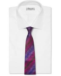 Cravate multicolore Etro