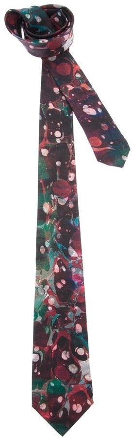 Cravate multicolore Paul Smith
