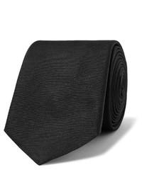 Cravate noire Givenchy