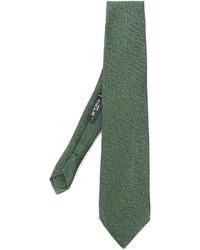 Cravate olive Etro