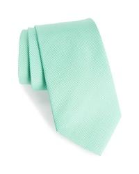 Cravate vert menthe