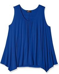 Débardeur bleu Exciteclothing