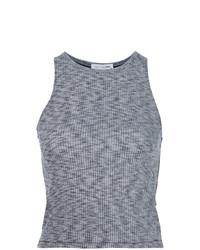 Débardeur en tricot gris Rag & Bone