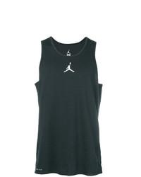 Débardeur imprimé noir et blanc Nike