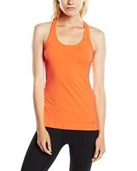Débardeur orange Nike