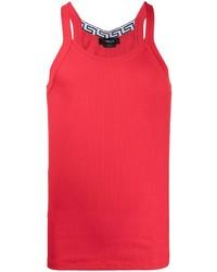 Débardeur rouge Versace