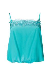 Débardeur turquoise Twin-Set