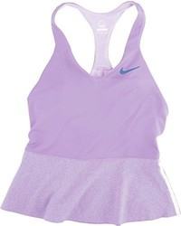 Débardeur violet clair Nike