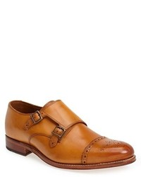 Double monks marron clair