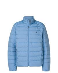 Doudoune bleu clair Polo Ralph Lauren