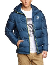 Doudoune bleu Jack & Jones