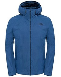 Doudoune bleue North Face