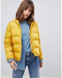 Doudoune jaune Herschel Supply Co.