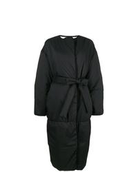 Doudoune longue noire Givenchy