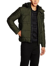 Doudoune olive Jack & Jones