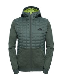 Doudoune olive North Face