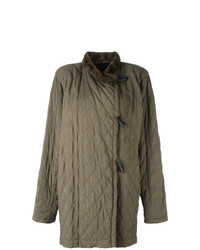 Doudoune olive Yves Saint Laurent Vintage