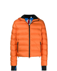 Doudoune orange Rossignol