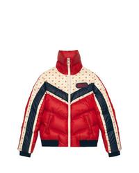 Doudoune rouge Gucci