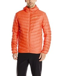 Doudoune rouge Helly Hansen
