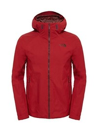 Doudoune rouge North Face