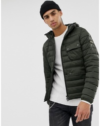 Doudoune vert foncé Barbour International