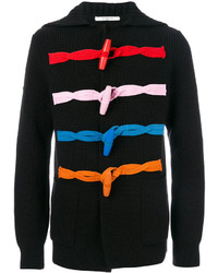 Duffel-cardigan noir Givenchy