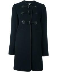 Duffel-coat bleu marine Carven