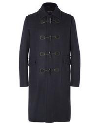 Duffel-coat bleu marine Gucci