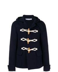 Duffel-coat bleu marine JW Anderson