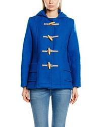 Duffel-coat bleu Gloverall